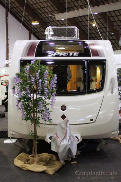 Sprite-Campingvogne